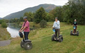 Seniors gyropode Mobilboard Luchon