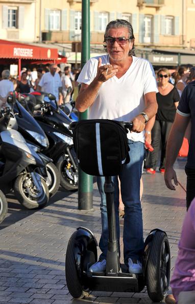 Roberto Cavalli mode gyropode Segway