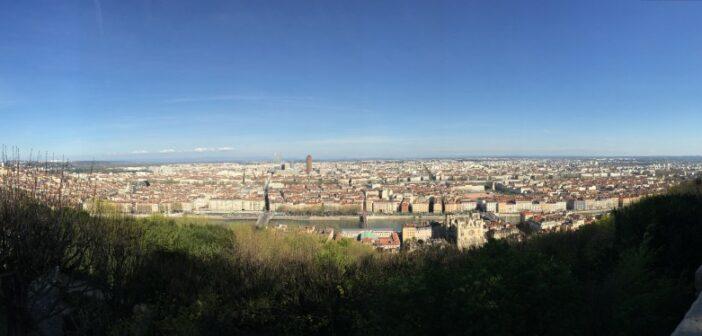 Se balader et admirer la vue sur les hauteurs de Lyon