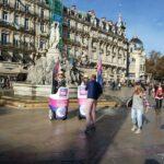 campagne événementiel Montpellier centre-ville