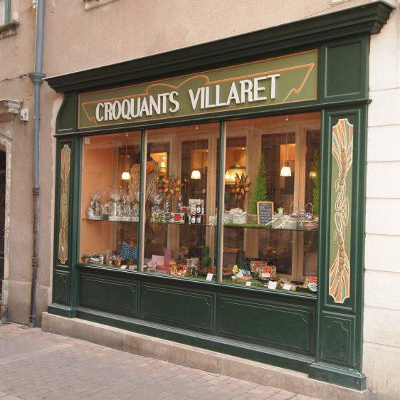 Visite incontournable à la boulangerie Croquants Villaret Nîmes