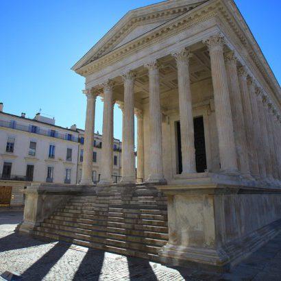 Visiter la Maison Carrée de Nîmes