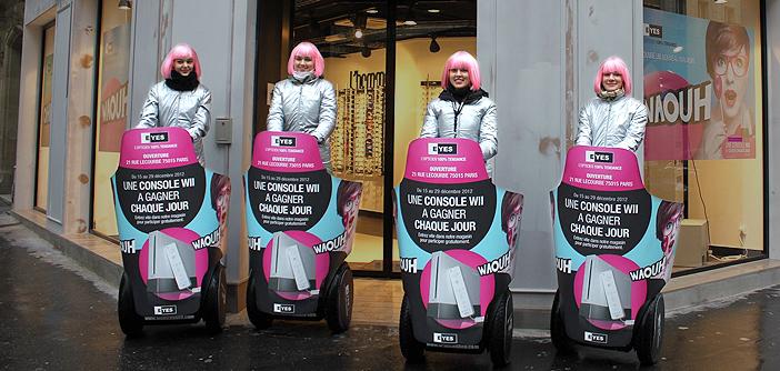 Le street marketing un bon complément à la communication digitale !