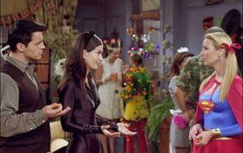 Série Friends : soirée d'anniversaire