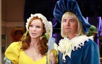 Desperate Housewives : Bree et Orson déguisés
