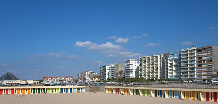 Le Touquet front de mer Mobilboard