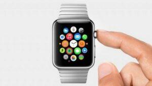 Apple watch : montre connectée