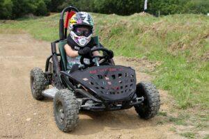 activité fun pour les enfants : quad junior gyroparc Morbihan