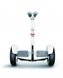 Nouveau véhicule : Ninebot mini white