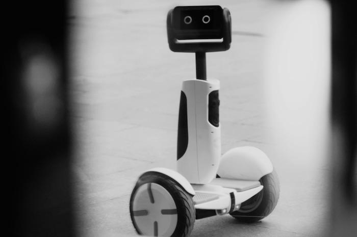 Ninebot service : robot du futur