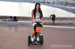 Faire du Segway bord de mer à Nice