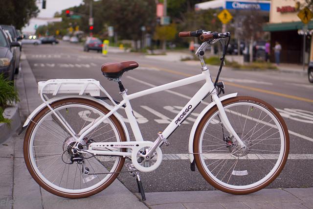 vélo électrique pedego