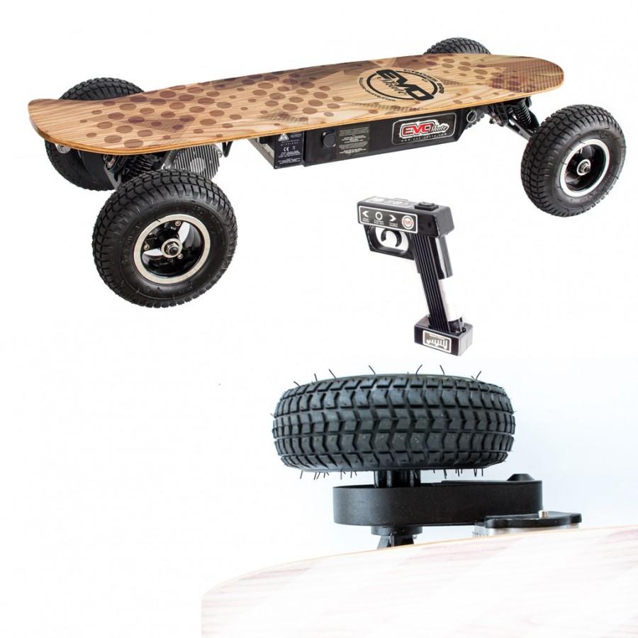 skate éléctrique