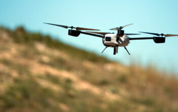 prendre des photos avec un drone