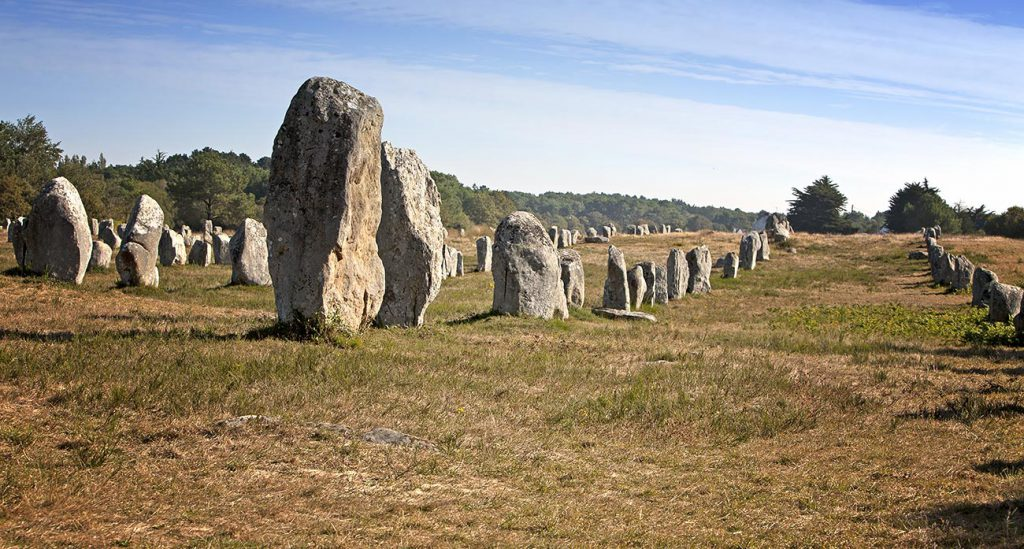 menhir carnac