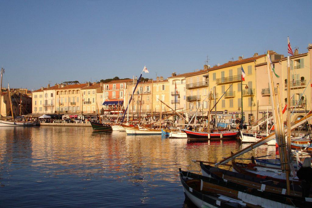 St Tropez vieux port