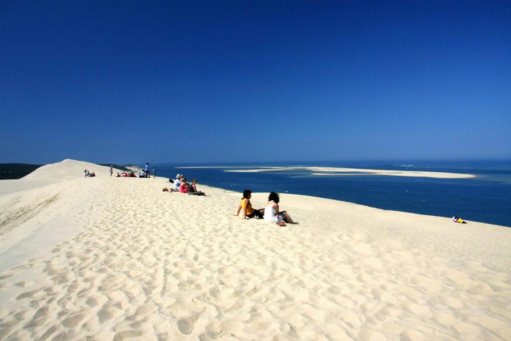 dune Biscarrosse côte atlantique