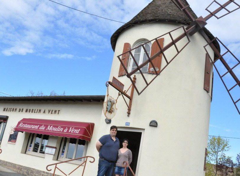 La Maison du Moulin à Vent restaurant