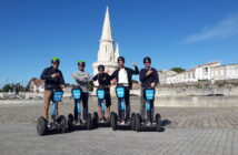 Mobilboard La Rochelle ballade entre amis