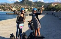 Mobilboard Île Rousse balade Segway