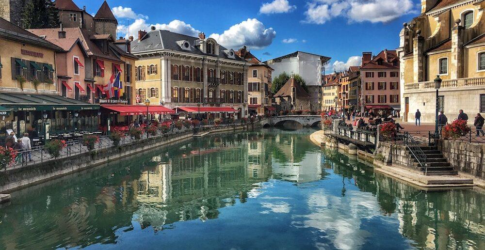 Segway tour spots Auvergne-Rhone-Alpes Venise des Alpes