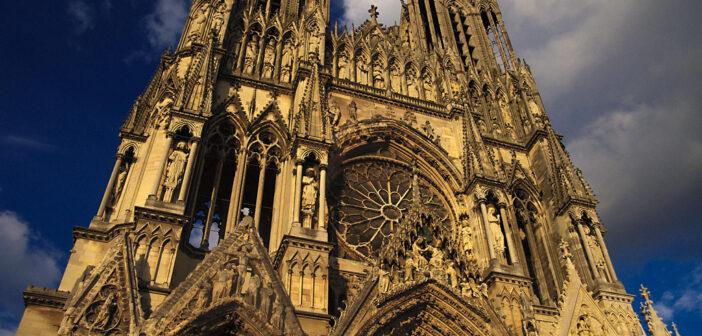 Cathédrale de Reims visite en gyropode Mobilboard
