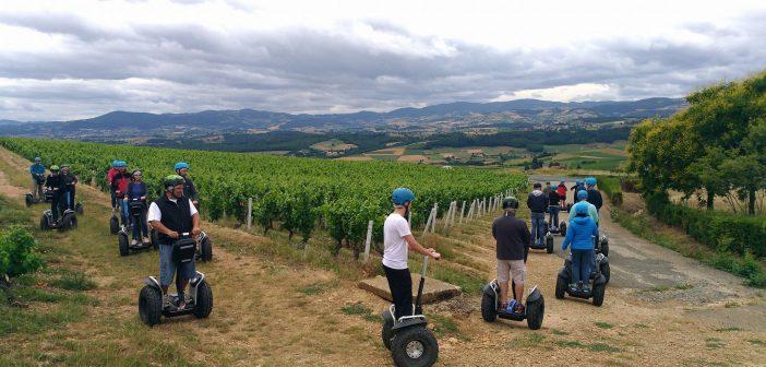 Séminaire dans le Beaujolais : 3 idées d'activités team building
