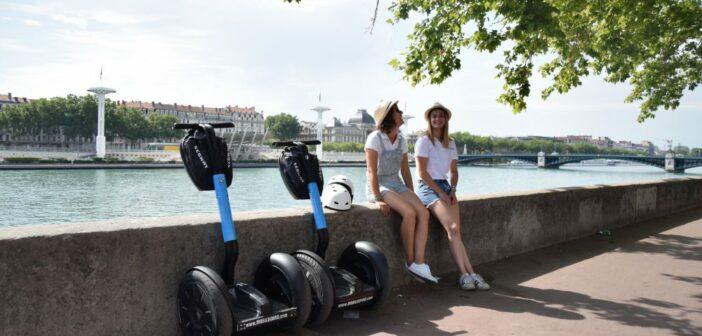 Visiter Lyon à Gyropode avec Mobilboard