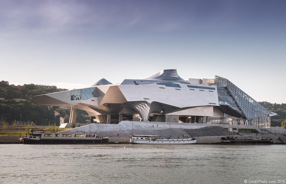 Staycation : Visiter Lyon - Musée des confluences
