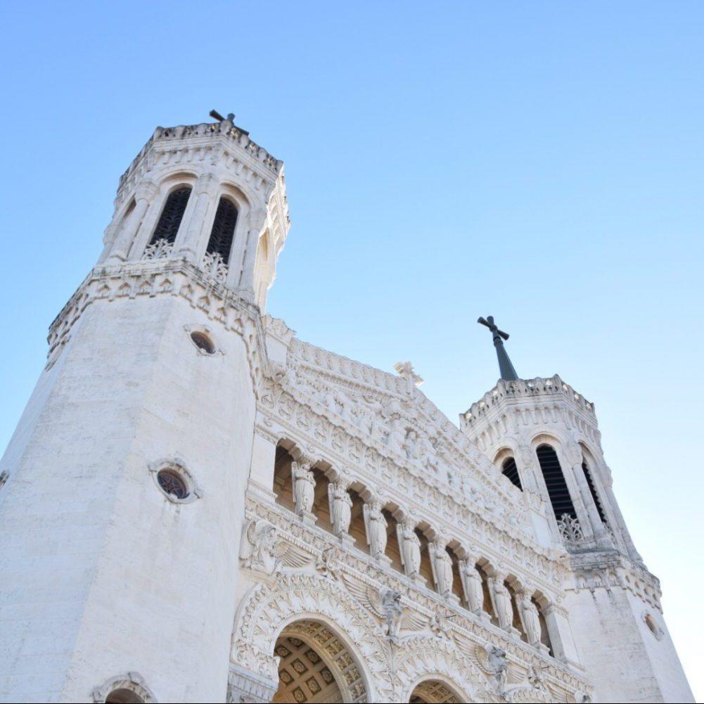 Visite originale de la basilique de Fourvière