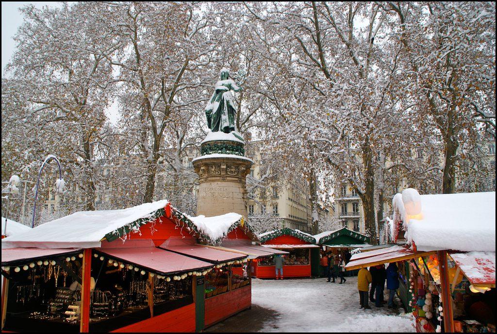 Marché de Noël de la place Carnot