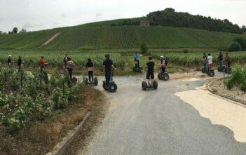 Activite Team Building en gyropode à Reims