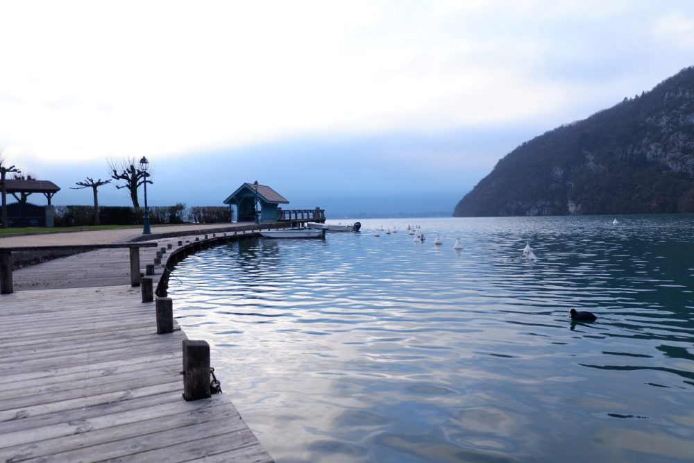 Visiter la baie de Talloires du lac d'Annecy