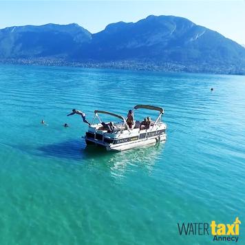 Water Taxi lac d'Annecy activité