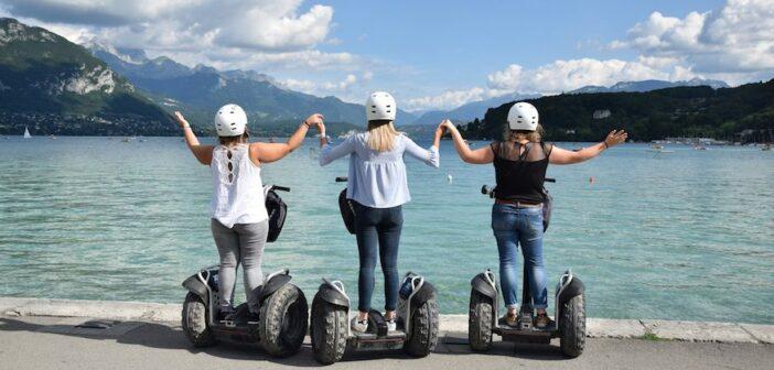 6 idées d'activités pour un EVJF à Annecy
