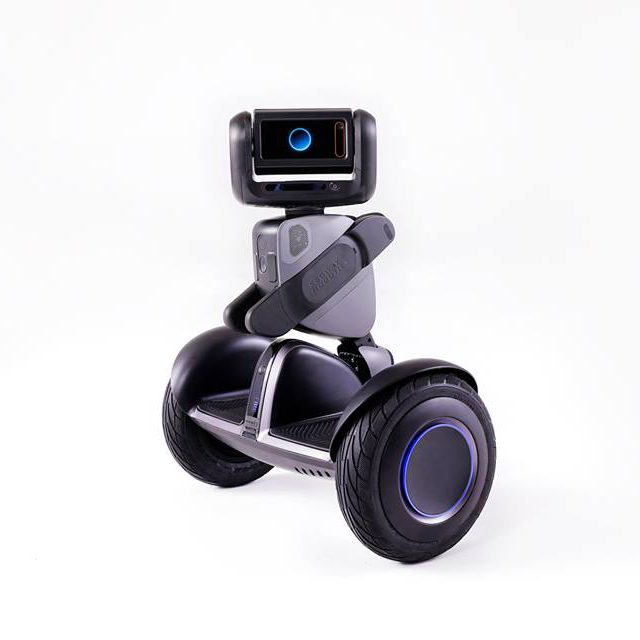 Loomo by Segway - innovation 2018