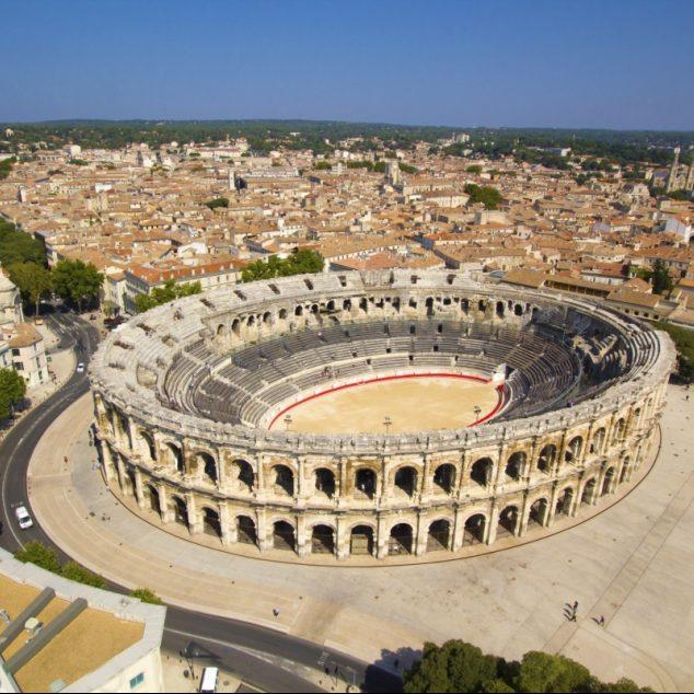 Découvrez les Grands Jeux romains Nîmes