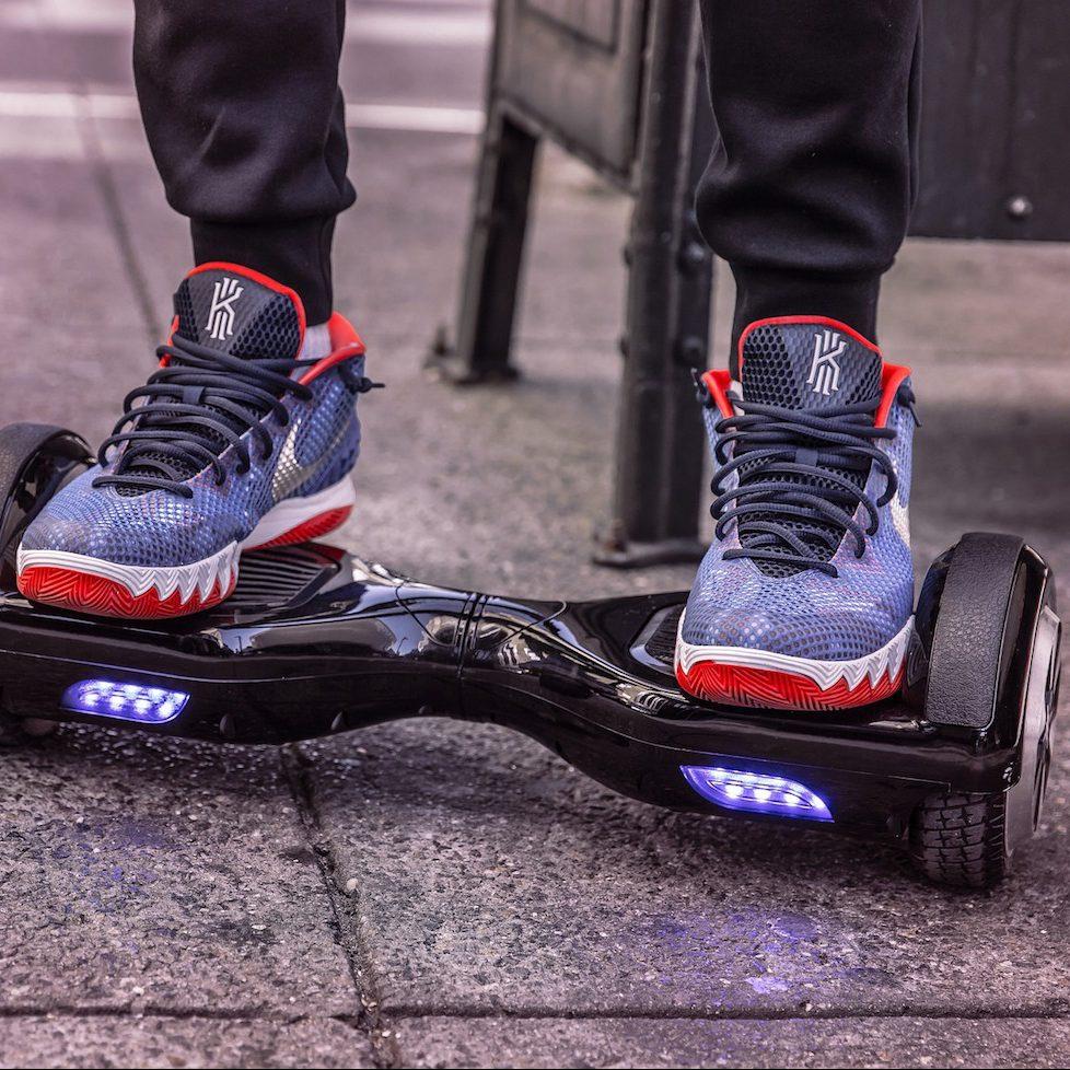 Réglementation circulation hoverboard Suisse
