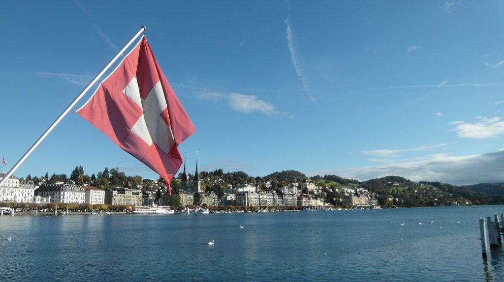 déplacement en suisse