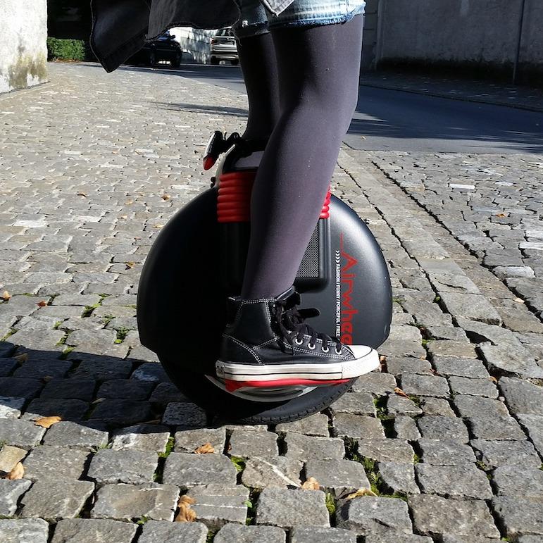 Réglementation sur la circulation mono-roue Suisse