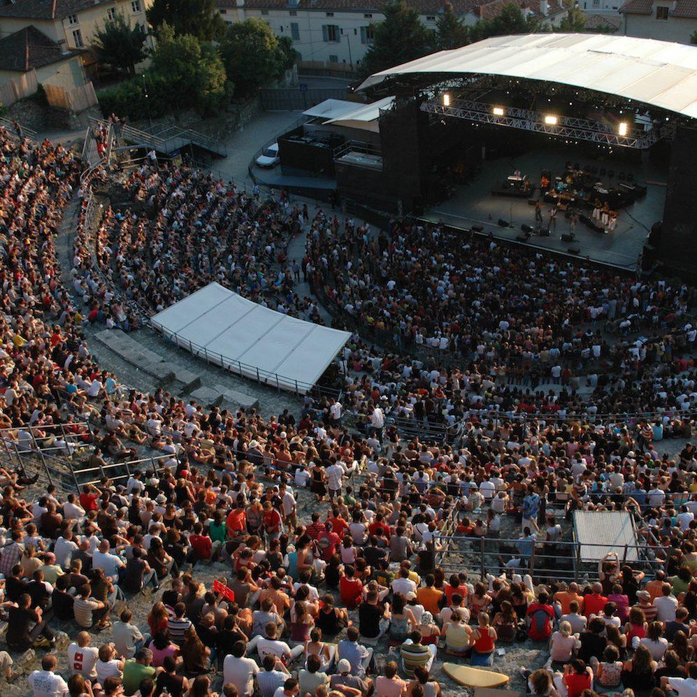 les meilleurs concerts du Festival Jazz à Vienne