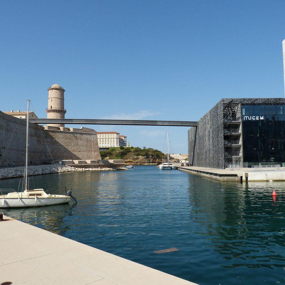 Visiter Marseille : le musée du Mucem