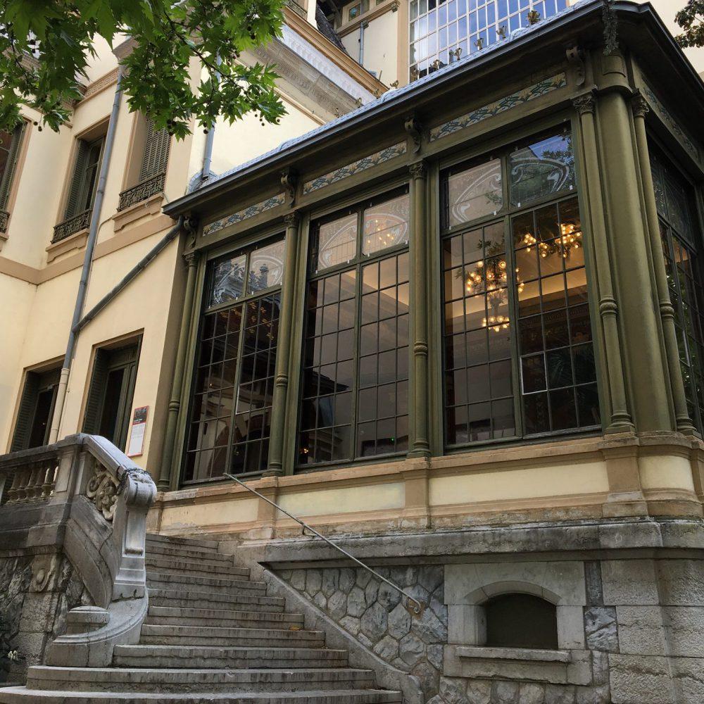 Le musée de l'institut des Lumières à Lyon