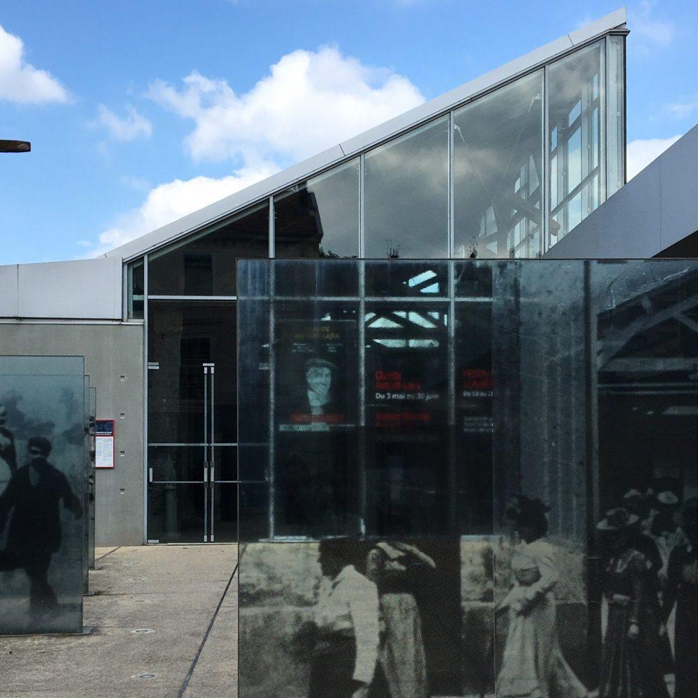 Extérieur du musée de l'institut des Lumières à Lyon