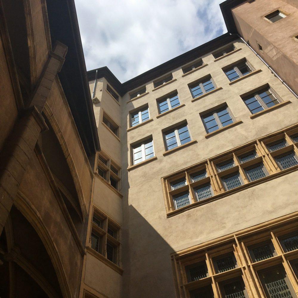Le musée de l'imprimerie à Lyon