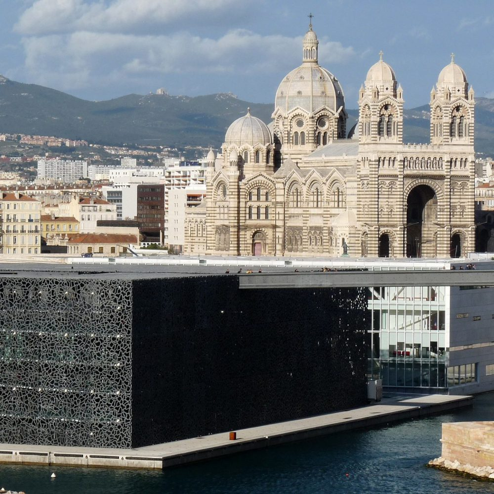 Visiter Marseille : le musée Mucem
