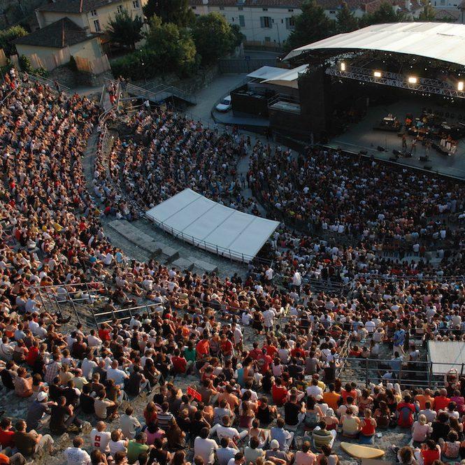 Découvrez le Festival Jazz à Vienne