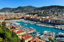 Escale croisière à Nice