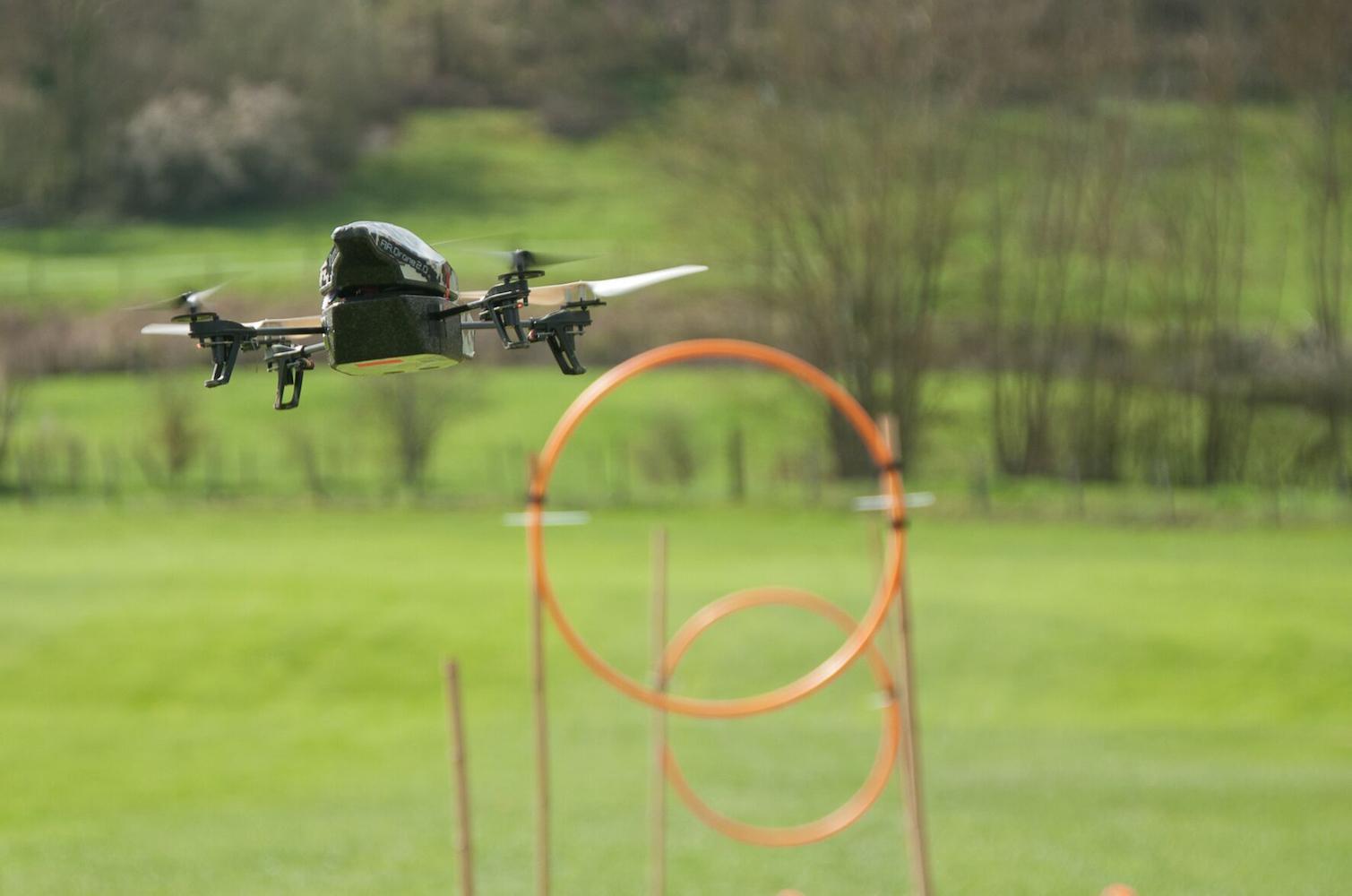 Activité drone