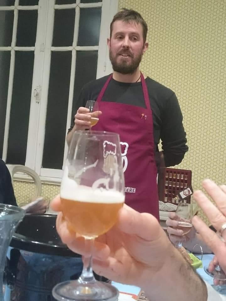 Atelier autour de la bière